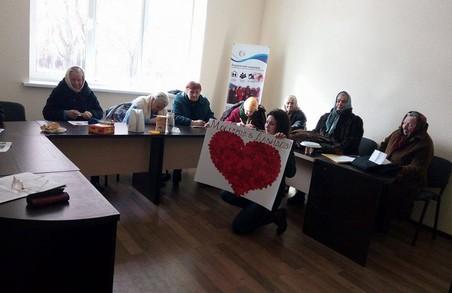 Як на Львівщині допомагають літнім людям