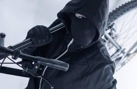 На Львівщині молодик роз'їжджав на краденому велосипеді