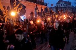 У Львові відгриміла тисячна смолоскипна хода  «Пам'ятай героїв» (ФОТО)