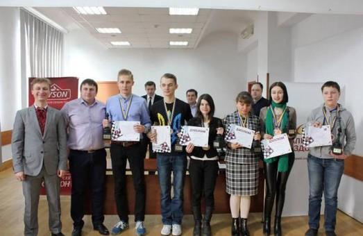 Молоді шахісти Львівщини прекрасно проявили себе на чемпіонаті України