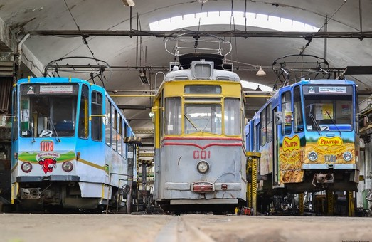 Два трамваї у Львові тимчасово не курсуватимуть