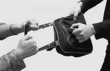 У Львові затримали двох грабіжників