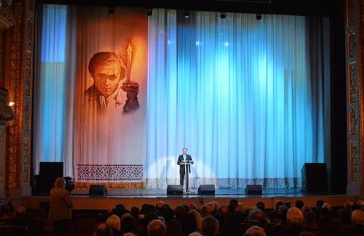 У Львівській опері відсвяткували День народження Шевченка