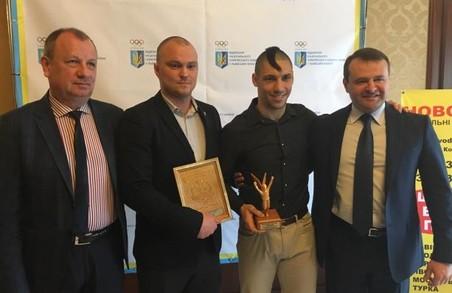 У Львові нагородили кращого спортсмена області за січень