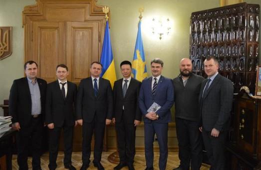 Китайці хочуть вкладати гроші у Львівщину