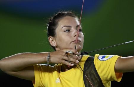 Лучниця зі Львова перемогла росіянку у фіналі чемпіонату Європи