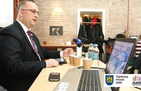У Львові з'явився аналітичний онлайн-інструмент