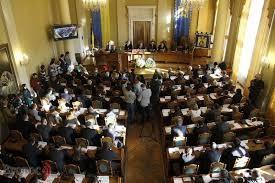 Як львівські депутати прийняли невідоме звернення до Порошенка