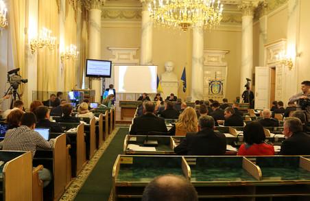 Львівська облрада також збереться на позачергове засідання