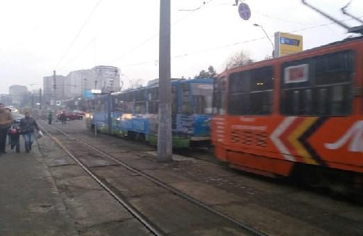 Наслідки багастраждального трамваю на Сихів