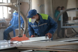 Біля Львова запрацювала сучасна швейна фабрика (ФОТО)