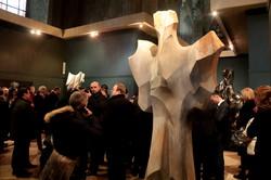 У Львові поруч із Пінзелем тепер виставляється сучасний скульптор Мияк (ФОТО)