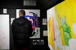 Харківська група молодих художників представила проект у Львові (ФОТО)