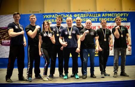 Рукоборці Львівщини вибороли вісім медалей різного ґатунку на чемпіонаті України