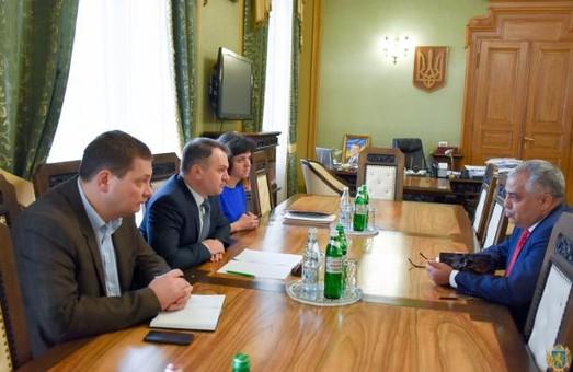 На Львівщині відкриється сучасний асфальтний завод