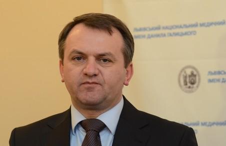 Голову Яворівської РДА на Львівщині затримали на хабарі