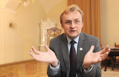 """Як позиція Садового та """"Самопомочі"""" ставить у заручники львів'ян"""