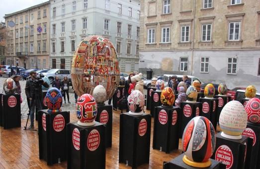 Незабаром у Львові стартує Фестиваль Писанок