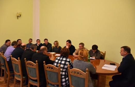 До складу спеціальної ради при голові Львівської ОДА увійдуть медики