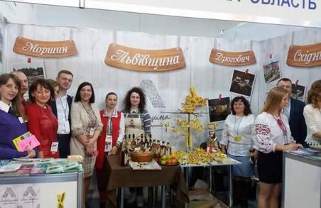 Туристичні потужності Львівщини представили на міжнародній виставці у столиці