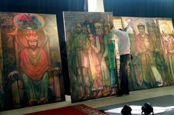 У львівському аеропорту презентували унікальний мистецький проект про Короля Данила (ФОТО)