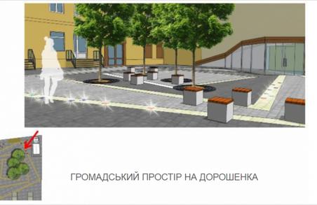 У центрі Львова з`явиться новий громадський простір