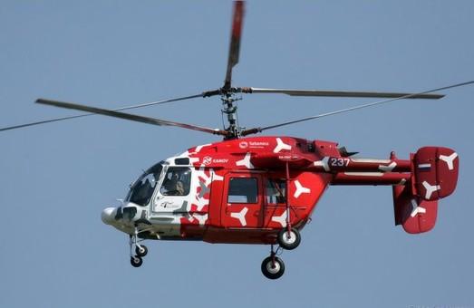 Представники Морської авіації прибули на Львівщину, аби обговорити відновлення гелікоптера