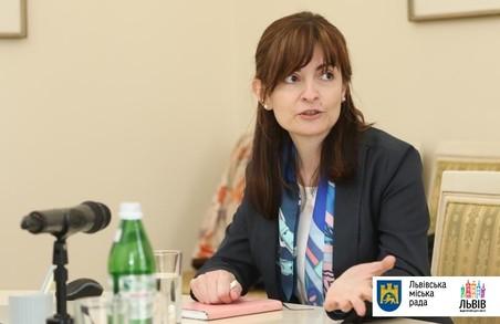 Болгарська чиновниця приїхала до Львова ділитися досвідом у вирішення проблем з ТПВ