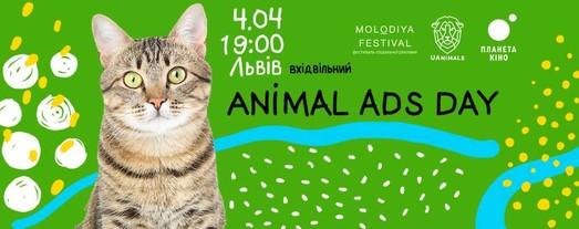 Зоозахисники покажуть у Львові найкращі світові зразки соціальної реклами