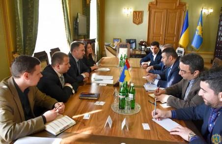 Турецькі компанії збираються вкладати гроші у Львівщину