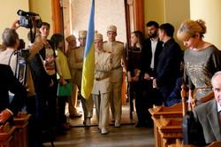 У Львові урочисто відзначили 27-у річницю підняття синьо-жовтого стяга (ФОТО)