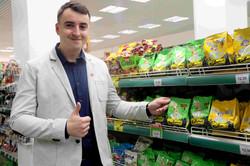 Львів`янин виграв 125 тис.грн. від насіння  «Сан Саныч» (ФОТО)