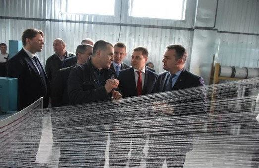 Підприємство на Львівщині вироблятиме продукцію на експорт