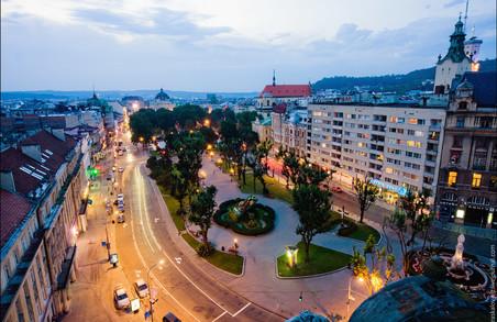 Львів неочікувано став діловим центром України