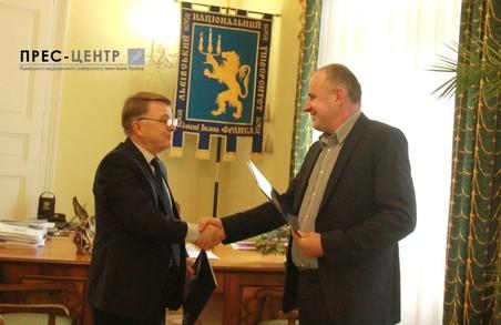 Львівський університет співпрацюватиме з неочікуваними партнерами