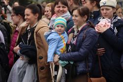 У Львові тисяча пластунів з розмахом відзначили 105-у річницю від Дня Першої Пластової Присяги (ФОТО)