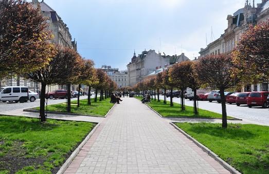ТОП-5 алей Львова та їх історія