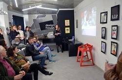 """У стилі """"ню"""": у Львові відкрилась виставка «нецензурних» ілюстрацій Марти Яцишин (ФОТО)"""
