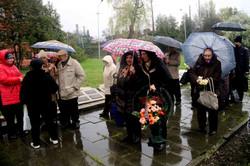 Львів долучився до вшанування пам'яті в'язнів з нацистських концтаборів (ФОТО)