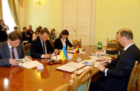 На Львівщині з'являться німецькі потужності (ФОТО)