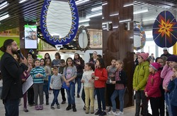 З добром у серці: у Львові представили унікальні писанки-дзеркала (ФОТО)