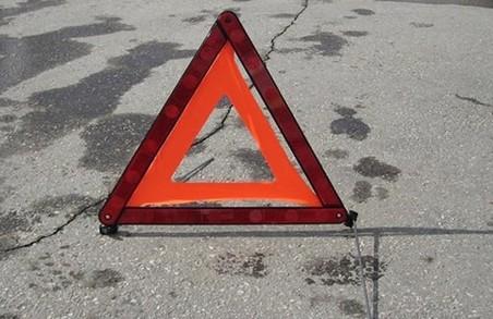 На Сколівщині у ДТП потрапило четверо людей