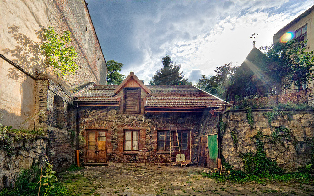 будинок глібова