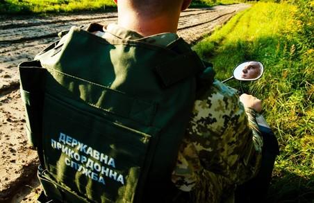 Львівські прикордонники затримали літнього порушника