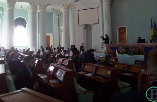 На Черкащині депутати просять Садового вирішити сміттєве питання