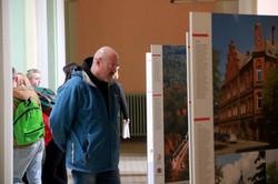 У львівському виші презенутвали унікальну фотовиставку латвійської архітектури (ФОТО)
