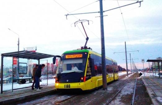 """Багатостраждальний """"Сихівський"""" трамвай протягнуть до """"Арени"""""""