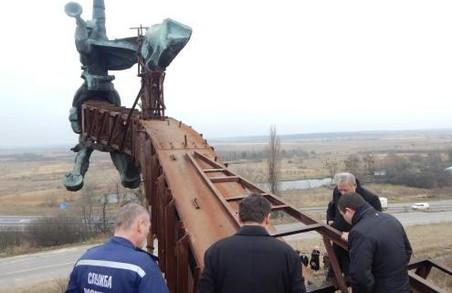 Як виглядав 40 років тому унікальний пам'ятник на Львівщині