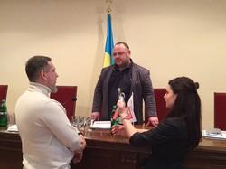 Юрія Гриніва обрали головою Львівської БПП