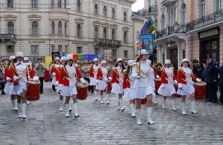 Львів готується до Дня Міста